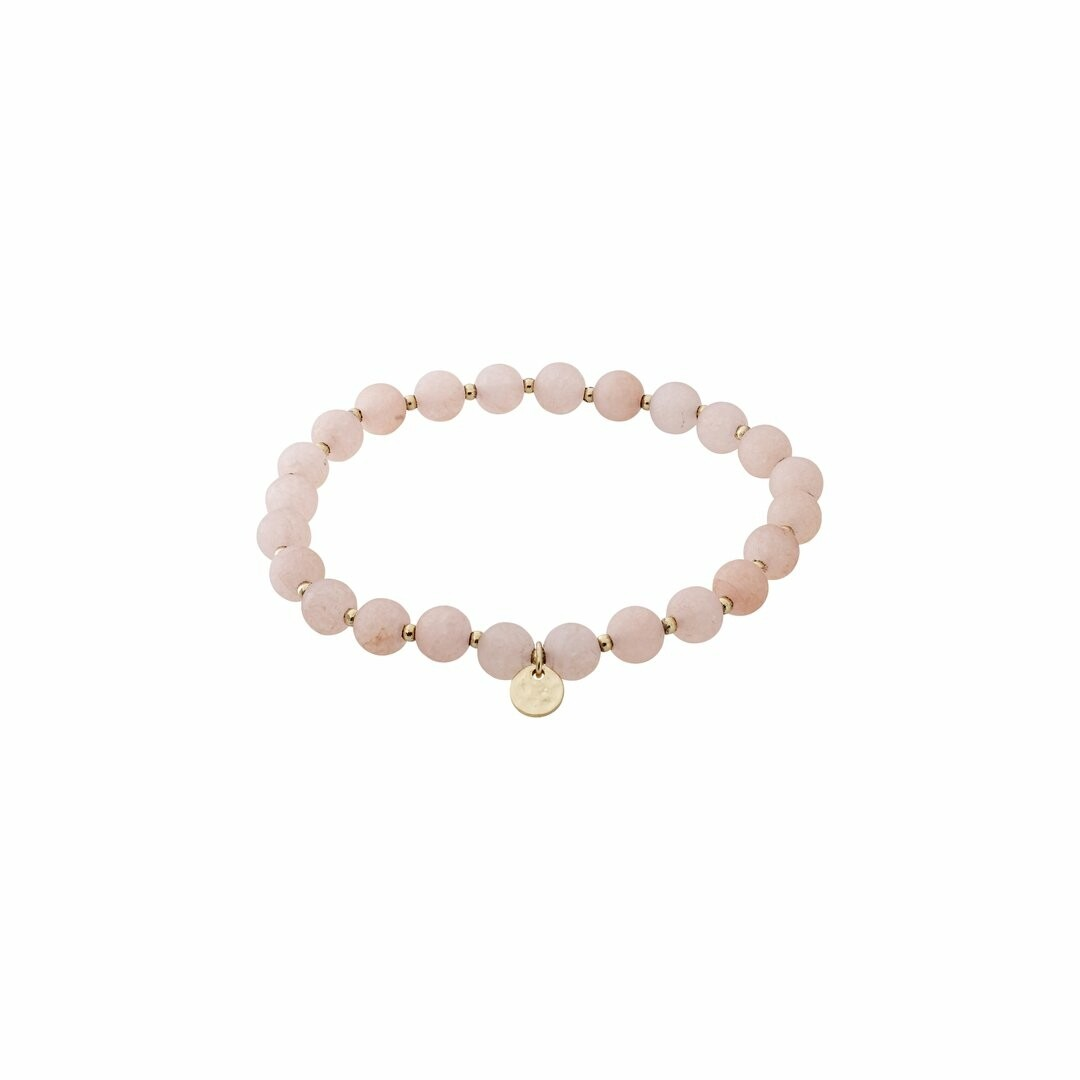 Pilgrim Earth Collection Pink Aventurine Bracelet