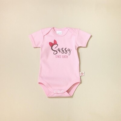 Sassy Since Birth Onsie