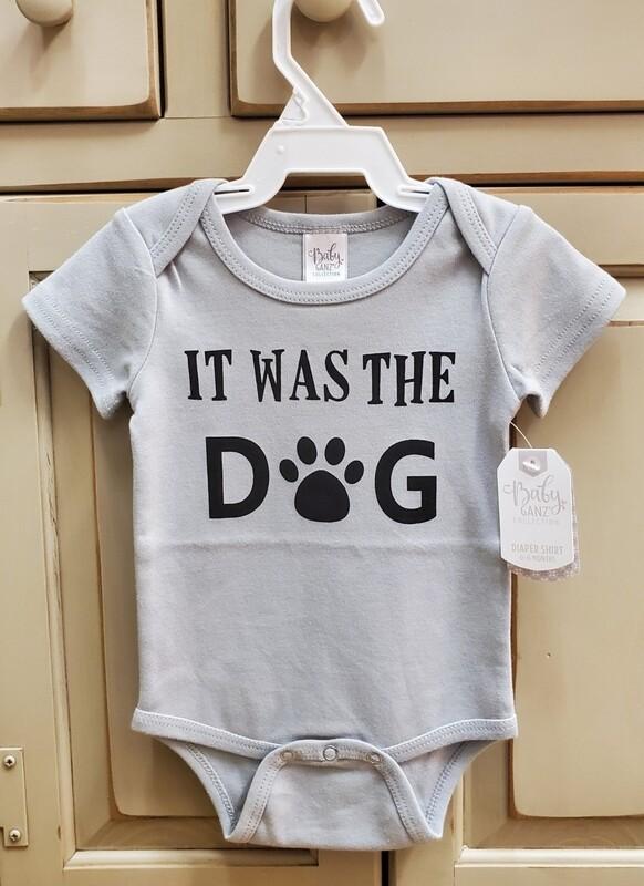 GANZ It was the Dog Onesie