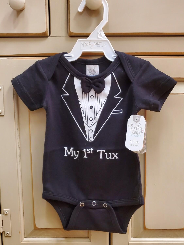 GANZ My 1st Tux Onesie