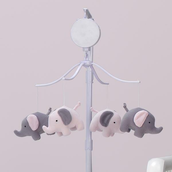 Eloise Musical Baby Crib Mobile