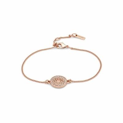 Pilgrim Rose Gold Henrietta Bracelet