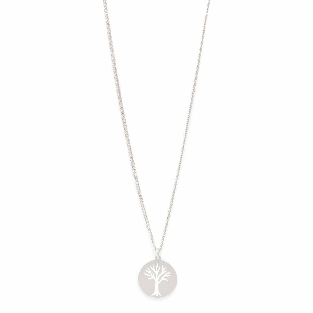 Pilgrim Elin Silver Tree Necklace