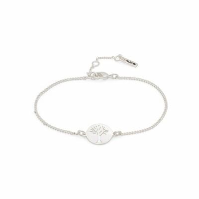 Pilgrim Silver Elin Tree Bracelet
