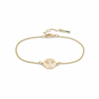 Pilgrim Gold Elin Tree Bracelet