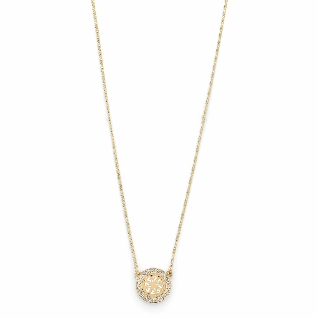 Pilgrim Gold Henrietta Necklace