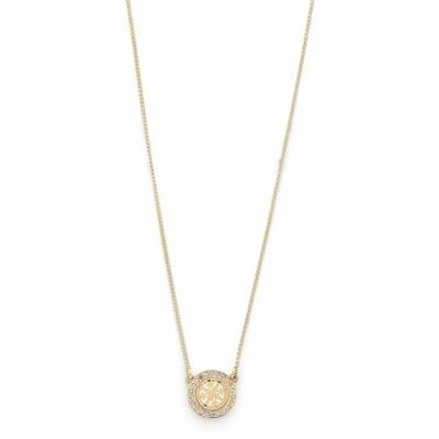 Pilgrim Gold Henrietta Necklace