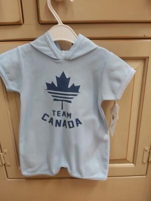 Team Canada Romper