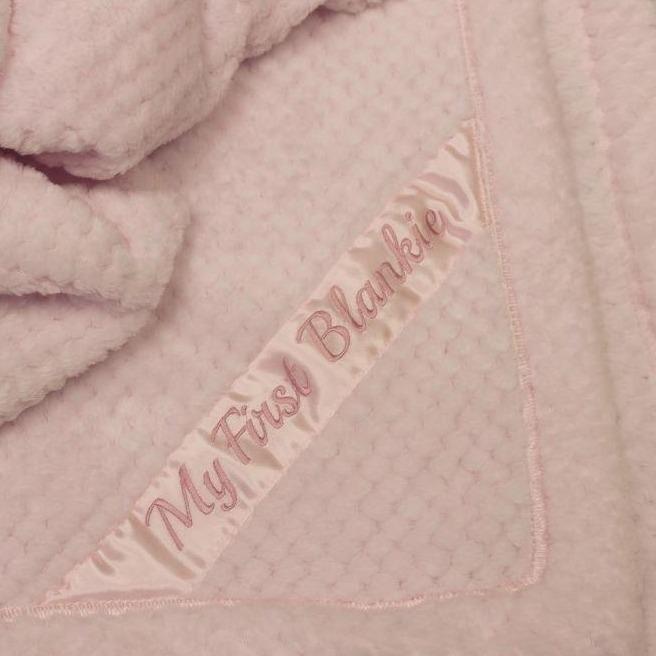 My First Blankie - Pink
