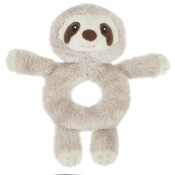 GANZ Dawdles Sloth Rattle