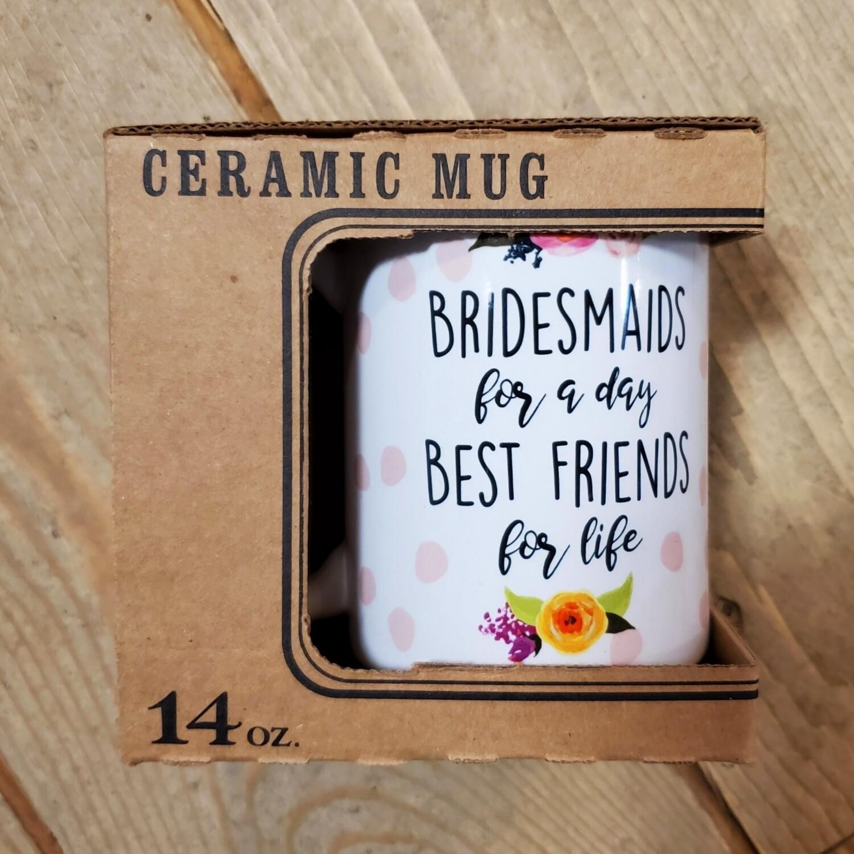 Carson Mug | Bridesmaid