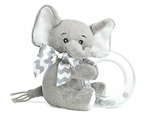 Bearington Bear - Elephant Rattle