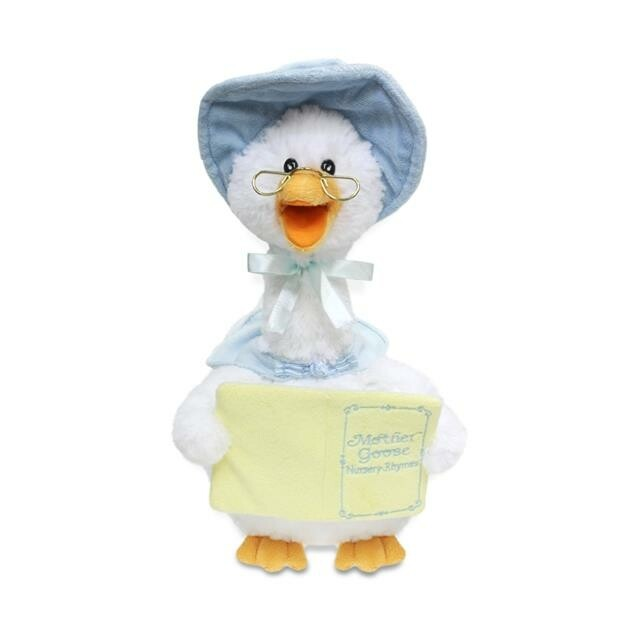 Cuddle Barn Storytelling Mother Goose - (🎵) Blue