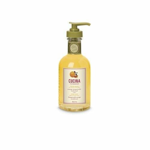 Fruits & Passion Cucina 200mL Hand Soap | Sanguinelli Orange and Fennel