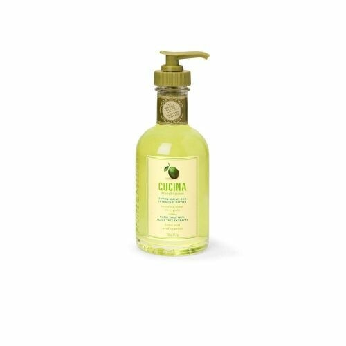 Fruits & Passion Cucina 200mL Hand Soap | Lime Zest and Cypress