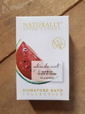 Naturally Upper Canada Bar Soap - Watermelon Mint