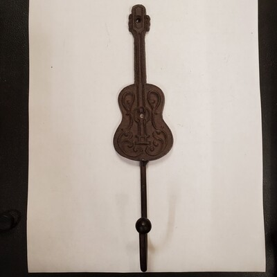 Guitar Hook Brown