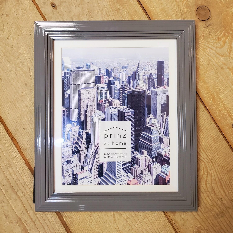 Prinz Grey 8x10 Photo Frame