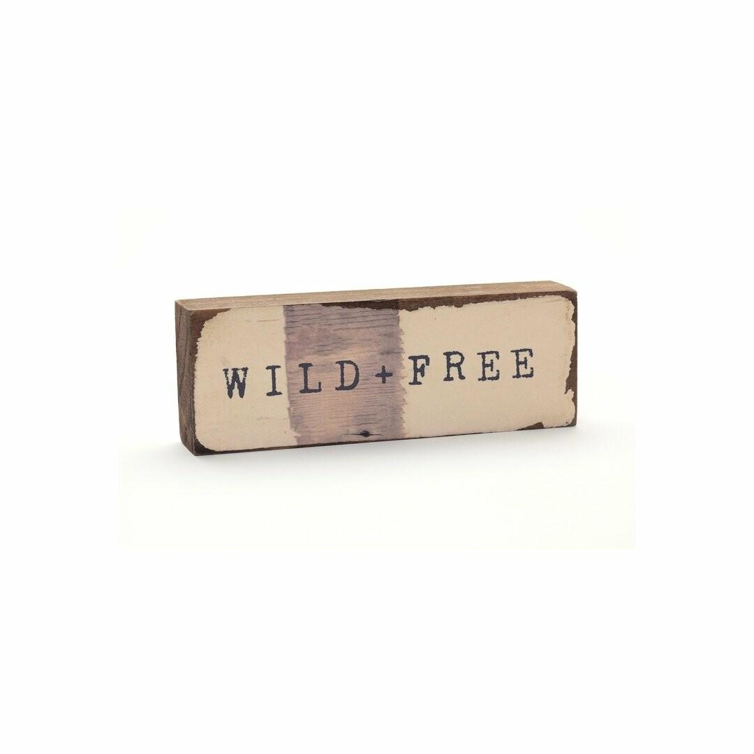 Cedar Mountain Timber Bits - Wild + Free