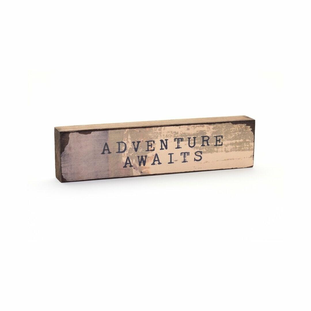 Cedar Mountain Timber Bits - Adventure Awaits