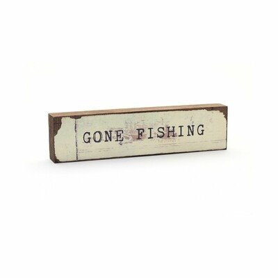 Cedar Mountain Timber Bits - Gone Fishing