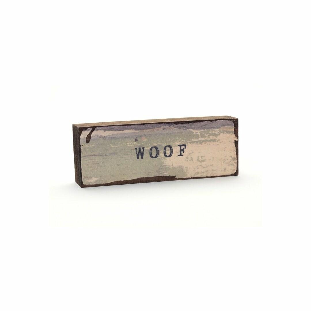 Cedar Mountain Timber Bits - Woof