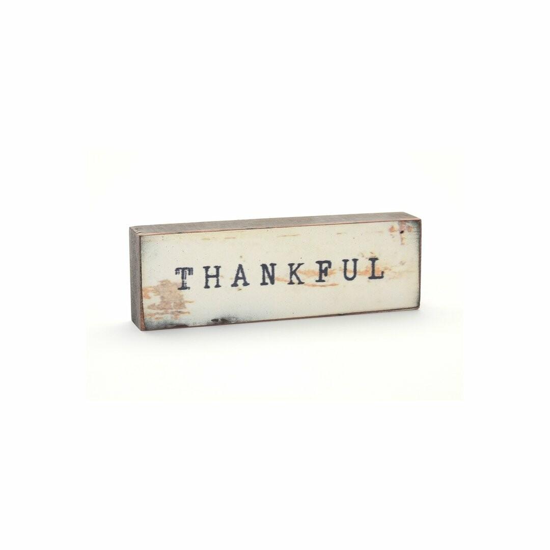 Cedar Mountain Timber Bits - Thankful