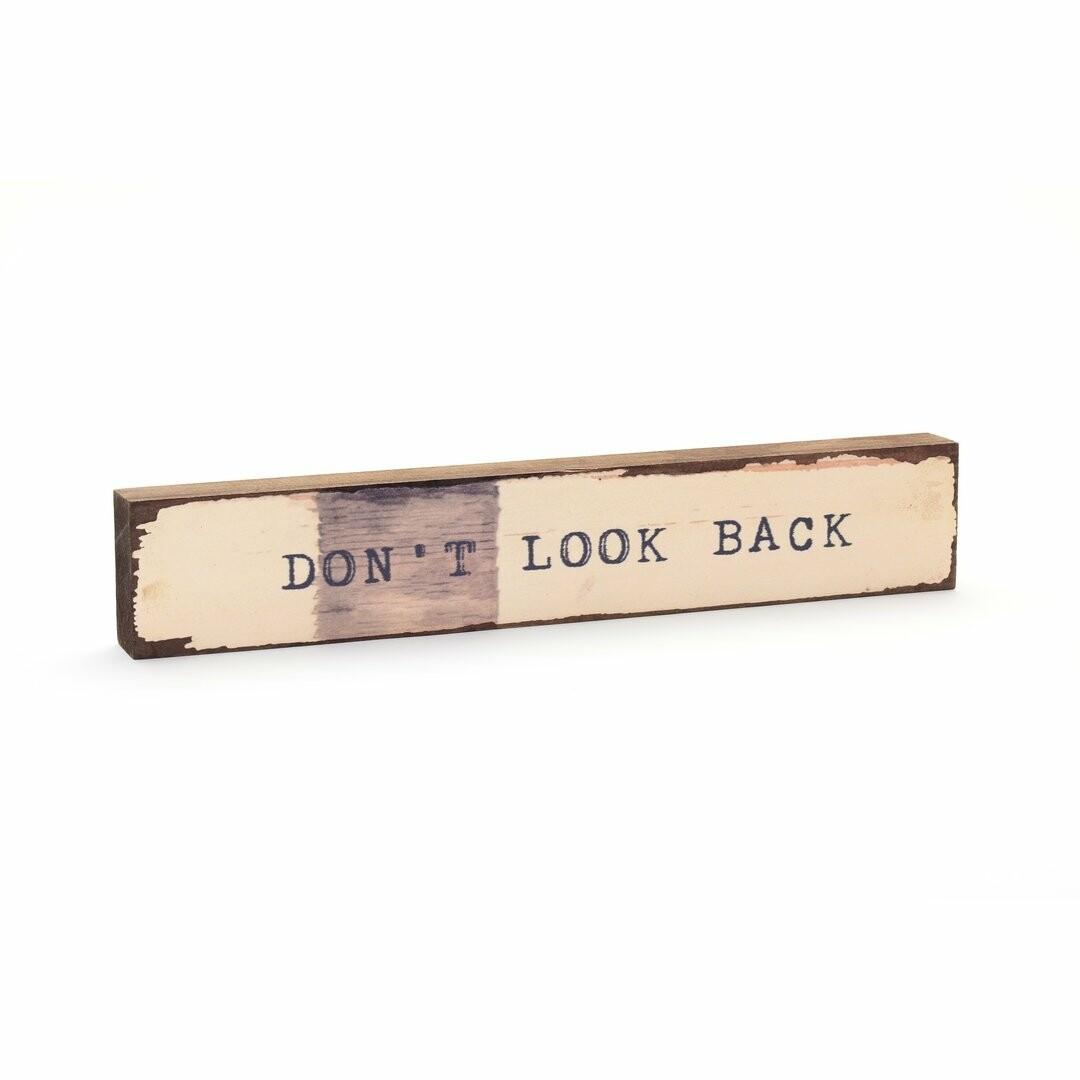 Cedar Mountain Timber Bits - Don't Look Back