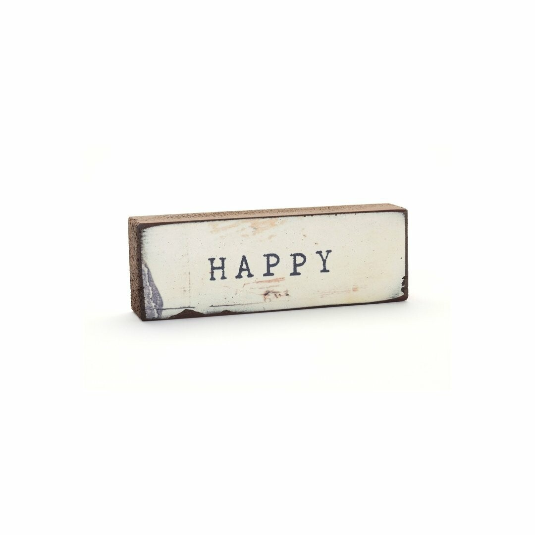 Cedar Mountain Timber Bits - Happy