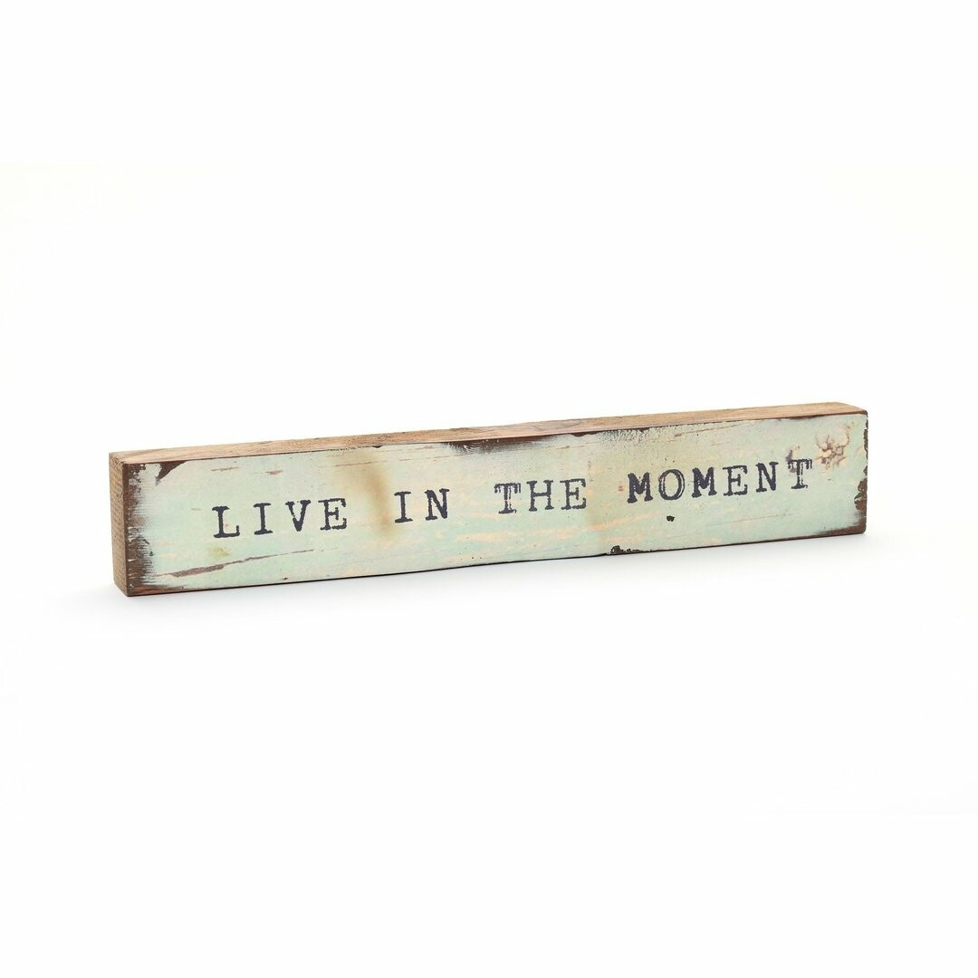 Cedar Mountain Timber Bits - Live In The Moment
