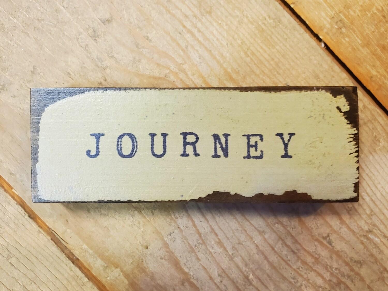 Cedar Mountain Timber Bits - Journey