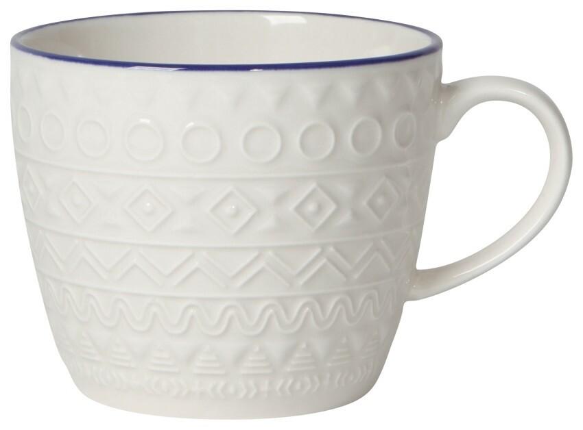 Danica Casablanca Mug - White