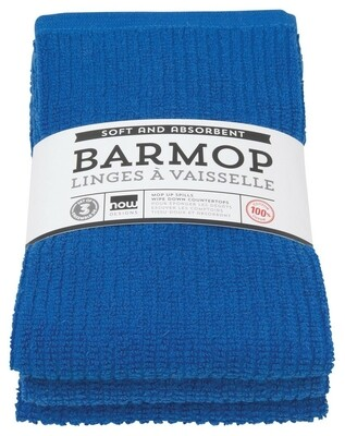 Now Designs Barmop Set of 3   Royal