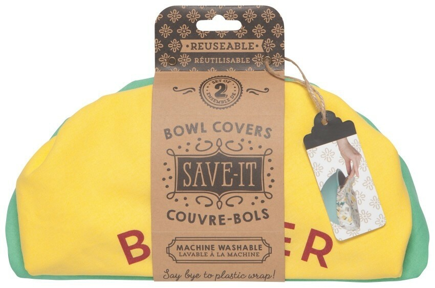 Now Designs Save It Bowl Covers Set of 2 - Better the Next Day