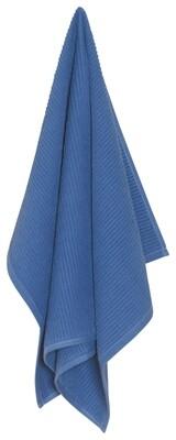 Now Designs Ripple Dishtowel   Royal Blue