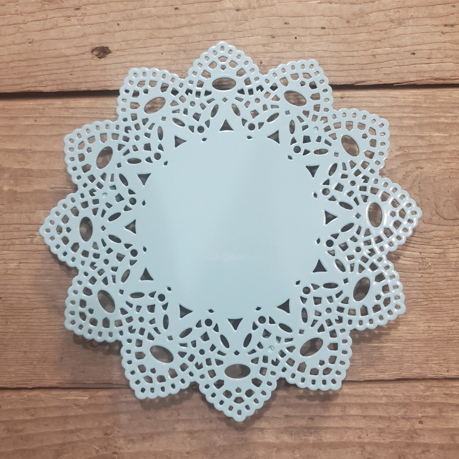 Now Designs Metal Trivet | Aqua