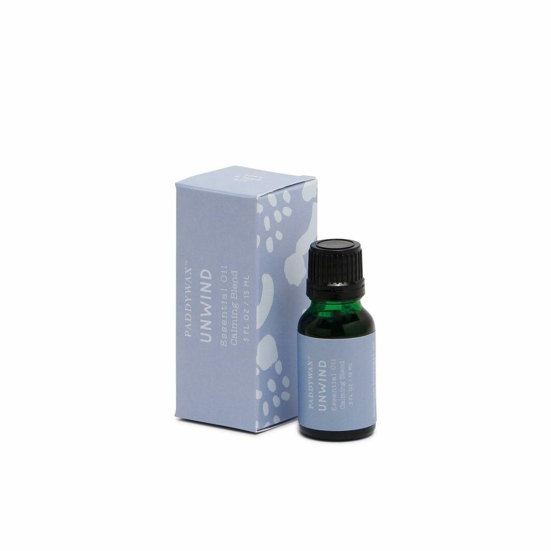 Paddywax Essential Oil Blend | Unwind