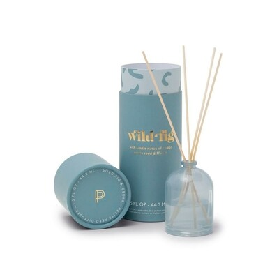 Paddywax Petite Reed Diffuser | Wild Fig