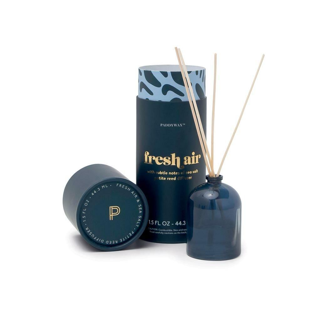 Paddywax Petite Reed Diffuser   Fresh Air