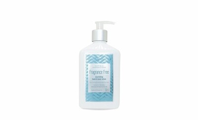 Natural Inspirations Fragrance Free Hand & Body Lotion