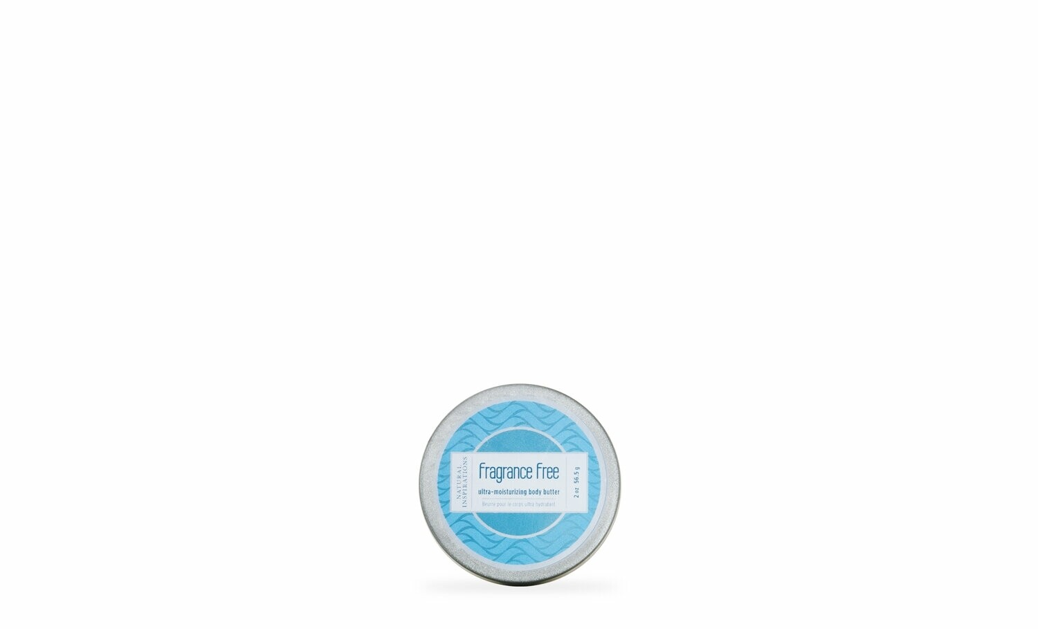 Natural Inspirations Fragrance Free Mini Ultra Moisturizing Body Butter