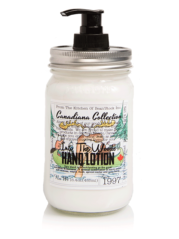 Bean'Stock Hand Lotion   Into The Woods
