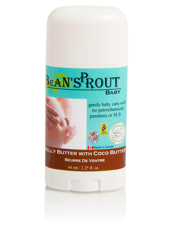 Bean'Sprout Mommies Belly Butter