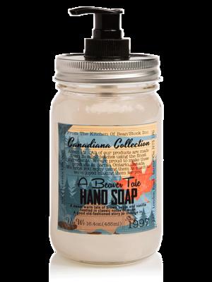Bean'Stock Hand Soap | A Beaver Tale