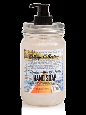Bean'Stock Hand Soap | Roasted Herb & Vanilla