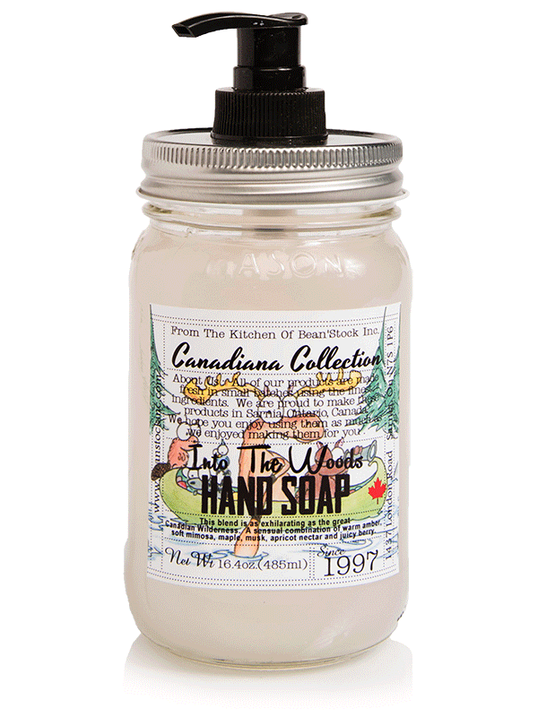 Bean'Stock Hand Soap | Into The Woods
