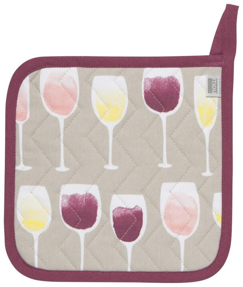 Now Designs Potholder | Wine Tasting