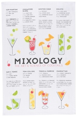 Now Designs Teatowel | Mixology