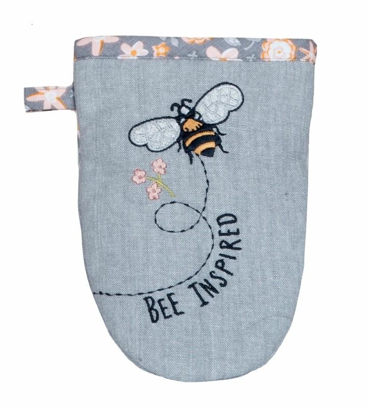 Kay Dee Designs Grabber Mitt | Bee Inspired