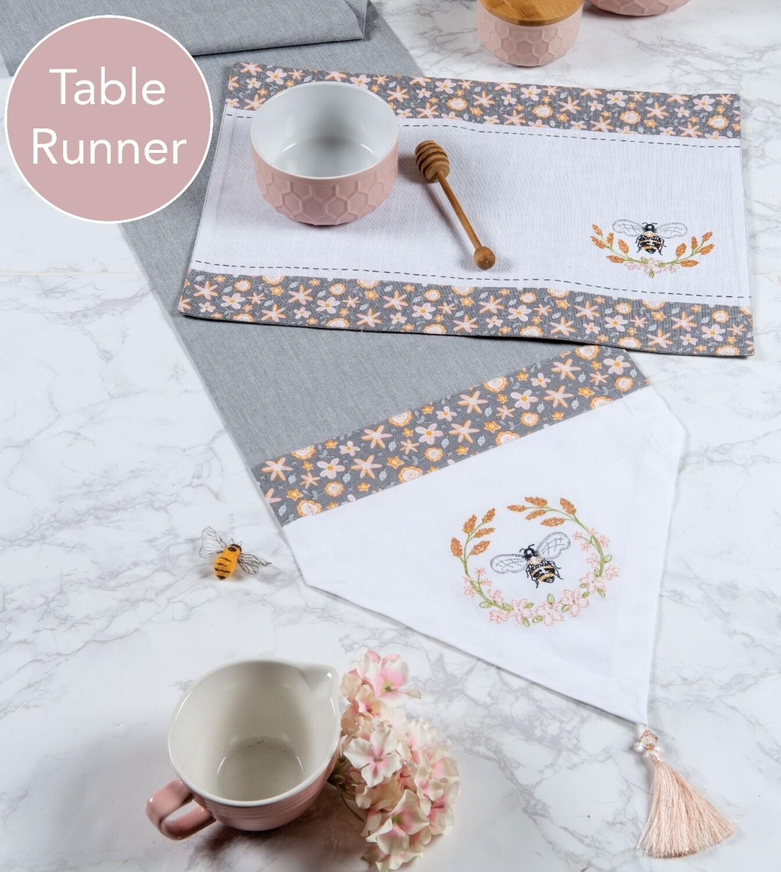 Kay Dee Designs Table Runner   Bee Inspired